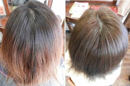 アレルギーがない・環境ホルモンがない明るい白髪染め ライトニングヘナ