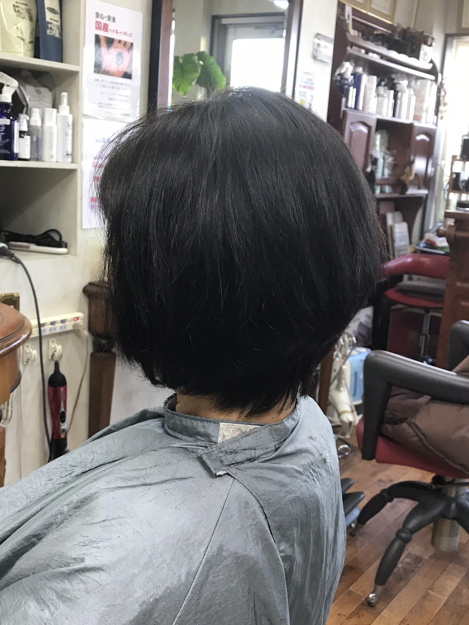 髪への優しさを感じる ヘナ&キュビズムカット 香りが違う&音が違う 信用を求めてご来店