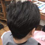 うねうねハネハネくせ毛も カットだけで収まりよくなります