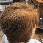 ヘナとキュビズムカットは くせ毛の味方です