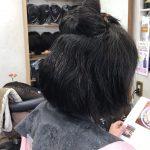 くせ毛多毛をカットだけでコンパクトなボブに! 縮毛矯正断捨離スタート