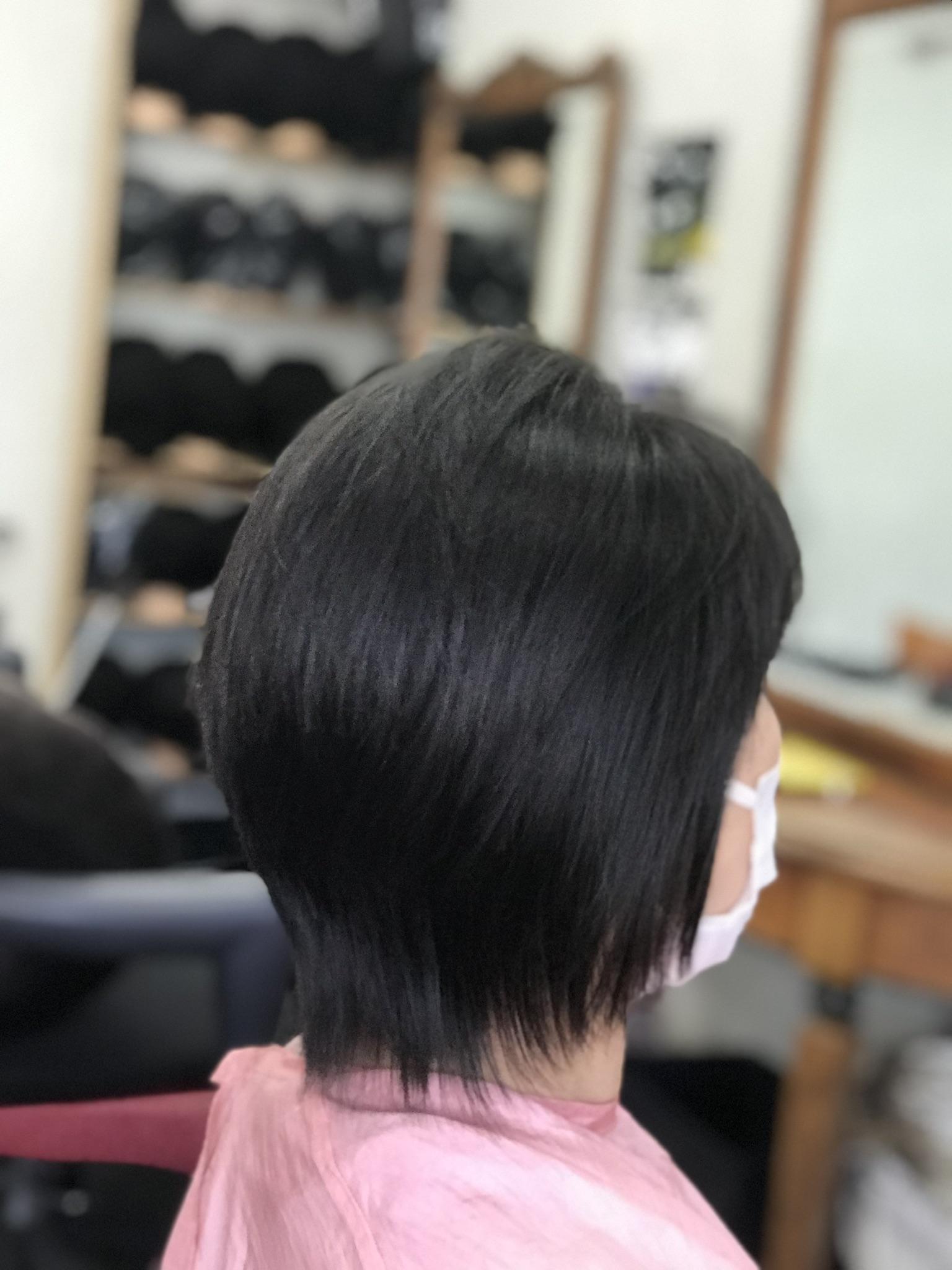 超軟毛超直毛の悩み ボリュームアップダウン