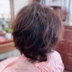 #くせ毛 #うねうねくせ毛 #ブローしない #でも大丈夫 #くせ毛を活かす