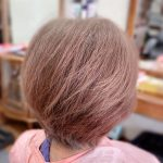 #白髪80% #ヘナ濃度80% #白髪染めやめたいけど #いかにもおばあちゃんになるのはイヤ